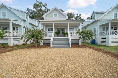 608 Holly St, St Simons, GA 31522 - #: 8645730
