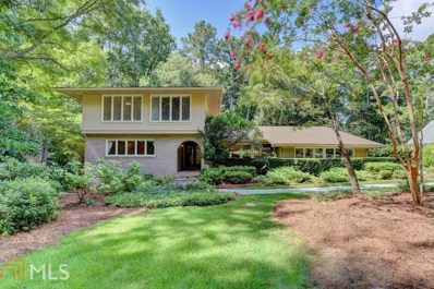 6170 Mountain Brook Ln, Sandy Springs, GA 30328 - #: 8654625