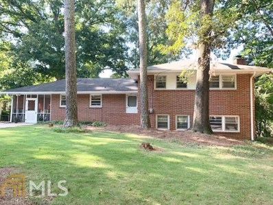 420 Forest Rd, Athens, GA 30605 - #: 8655824