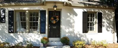 1480 Monroe Dr, Atlanta, GA 30324 - #: 8665756