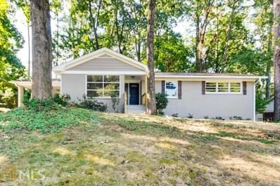 2574 Tanglewood Rd, Decatur, GA 30033 - #: 8672305