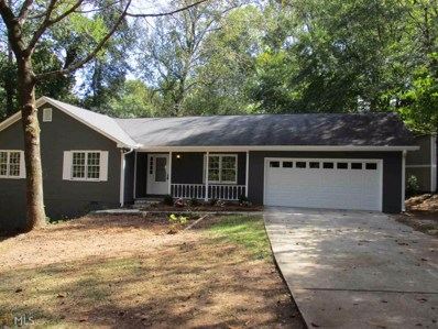 1809 Rosewood Dr, Griffin, GA 30223 - #: 8673771