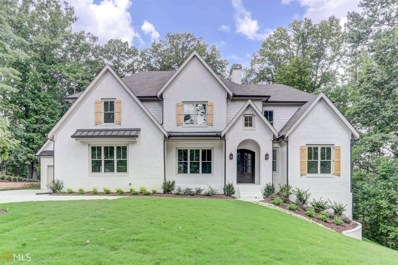 6526 Cherry Tree Ln, Atlanta, GA 30328 - #: 8674216