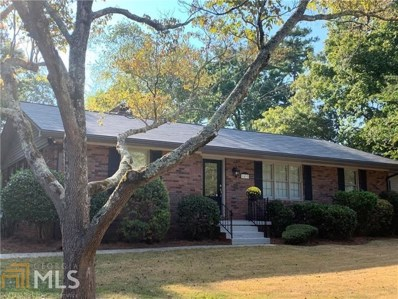 1493 Patten Dr, Gainesville, GA 30501 - MLS#: 8674703