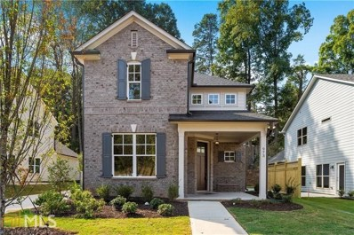 973 Rittenhouse Way, Atlanta, GA 30316 - #: 8674941