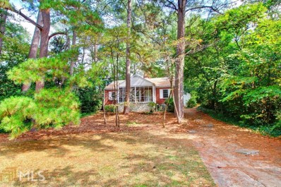 1882 Edinburgh Terrace, Atlanta, GA 30307 - #: 8677707