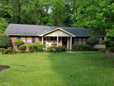 2600 Woodacres, Atlanta, GA 30345 - #: 8678831