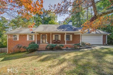 4821 West Lake Dr, Conyers, GA 30094 - #: 8682620