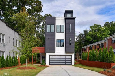 1010 Greenwood Ave, Atlanta, GA 30306 - #: 8682728