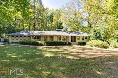 5280 Long Island Dr, Atlanta, GA 30327 - MLS#: 8682979