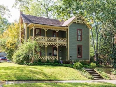 56 W Washington, Newnan, GA 30263 - #: 8683679