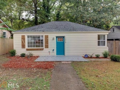 1375 Graymont Dr, Atlanta, GA 30310 - #: 8684284