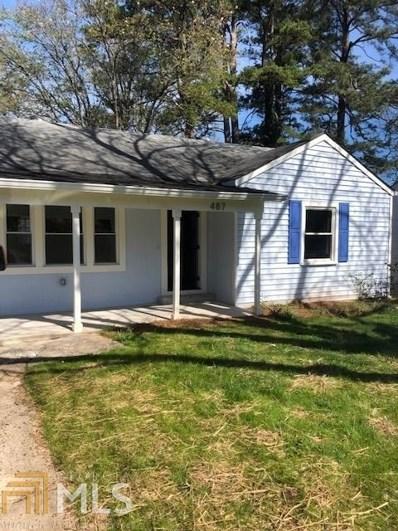 487 Woodrow Ave, Hapeville, GA 30354 - #: 8686188