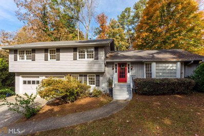5381 Willow Point, Marietta, GA 30068 - #: 8694119