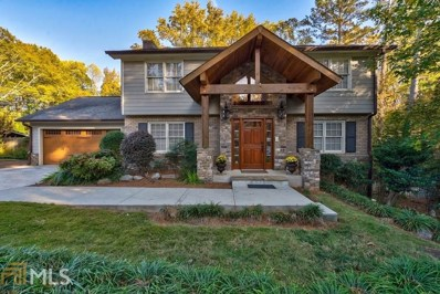 1180 Old Forge Dr, Roswell, GA 30076 - #: 8694182