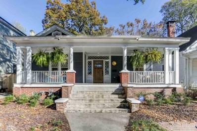 347 Josephine St, Atlanta, GA 30307 - #: 8694283