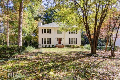 121 Heritage Way, Peachtree City, GA 30269 - #: 8694626