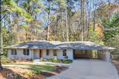 2501 Willow Wood Ct, Atlanta, GA 30345 - #: 8696889