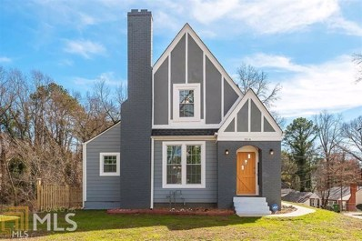 1514 NW Joseph E Boone, Atlanta, GA 30314 - MLS#: 8697975