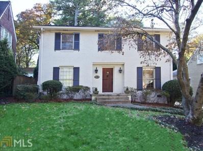 1105 E Rock Springs, Atlanta, GA 30306 - #: 8700938