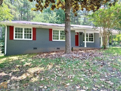 121 Pine Forest Drive, Dallas, GA 30157 - #: 8704652