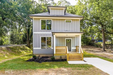 1706 SW Browning St, Atlanta, GA 30314 - MLS#: 8710589
