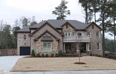 6552 Long Acres Dr, Atlanta, GA 30328 - #: 8711624
