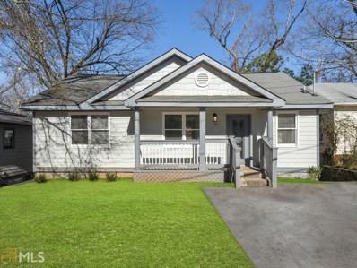 1599 Beecher St, Atlanta, GA 30310 - #: 8714225