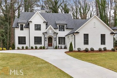 3135 Wood Valley Rd, Atlanta, GA 30327 - #: 8718160