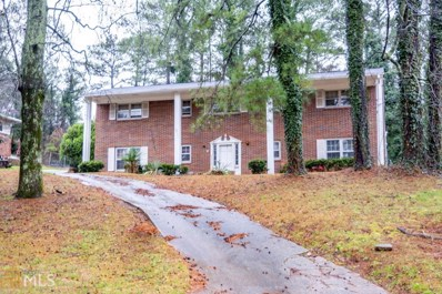 4141 Williamsburg Dr, College Park, GA 30337 - MLS#: 8718401