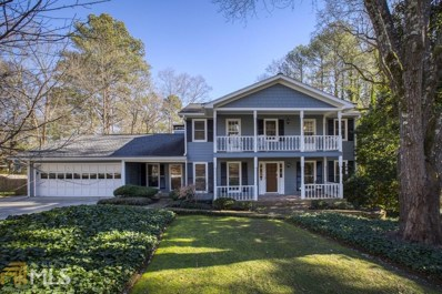 205 Stone Mill Trl, Sandy Springs, GA 30328 - #: 8719107