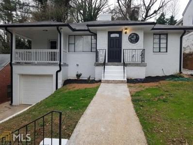 1628 Ezra Church Dr, Atlanta, GA 30314 - MLS#: 8719167
