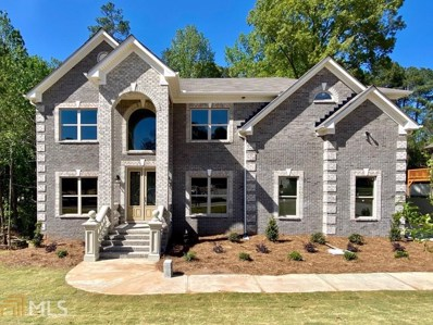 1832 Christopher Dr, Conyers, GA 30094 - #: 8722000