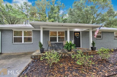 3425 Hopkins Road, Powder Springs, GA 30127 - #: 8725117