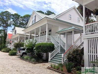 807 Jones Avenue, Tybee Island, GA 31328 - #: 177251