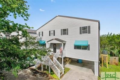 405-D Miller Lane, Tybee Island, GA 31328 - #: 192744
