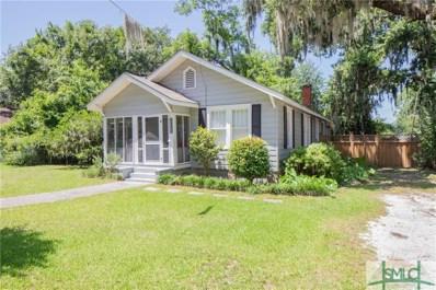 3233 Bannon Drive, Savannah, GA 31404 - #: 192749