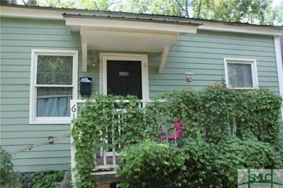 611 E Park Avenue Lane, Savannah, GA 31401 - #: 195386