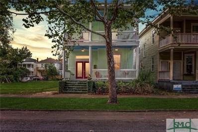 822 E Duffy Street, Savannah, GA 31401 - #: 197249