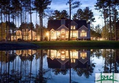 504 Forest Lakes Drive, Pooler, GA 31322 - #: 197336