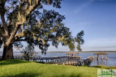 1738 Wilmington Island Road, Savannah, GA 31410 - #: 197994