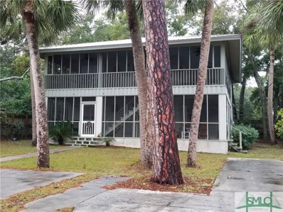 611 Lovell Avenue, Tybee Island, GA 31328 - #: 199327