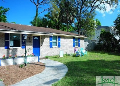 606 Jones Avenue, Tybee Island, GA 31328 - #: 202357