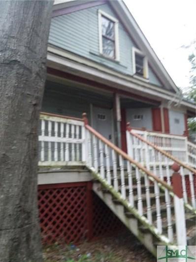 834 E Anderson Street, Savannah, GA 31401 - #: 202723