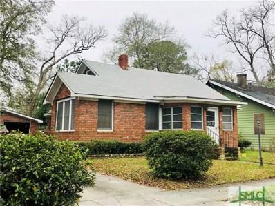 711 E Park Avenue, Savannah, GA 31401 - #: 203026