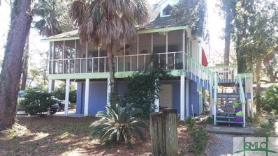 2 Carpenter Road, Tybee Island, GA 31328 - #: 205157