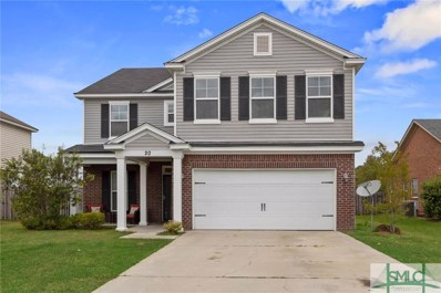 20 Tranquil Place, Pooler, GA 31322 - #: 205328