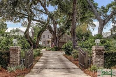 1744 Wilmington Island Road, Savannah, GA 31410 - #: 205516