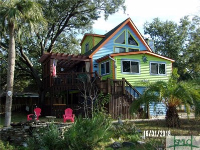 12 Carpenter Road, Tybee Island, GA 31328 - #: 206144