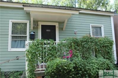 611 E Park Avenue Lane, Savannah, GA 31401 - #: 206712